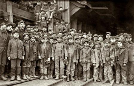 niñosminerosdelarevolucionindustrialblogdeLota